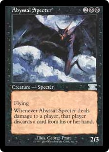 Abyssal Specter BRB