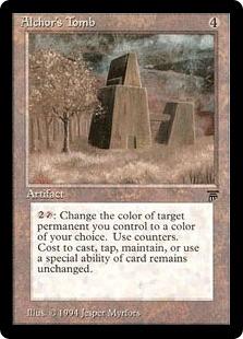 Alchor's Tomb Leg-MEd4