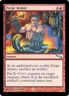Forge Armor MRD