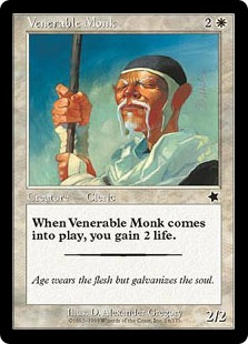 Venerable Monk P3