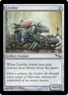 Leveler MRD