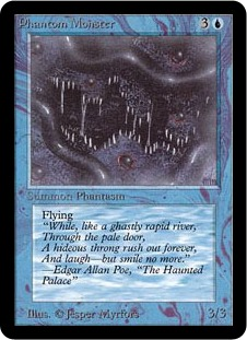 Phantom Monster 1E