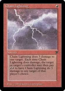 Chain Lightning LE