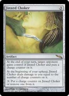 Jinxed Choker MRD