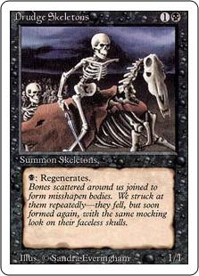Drudge Skeletons 3E