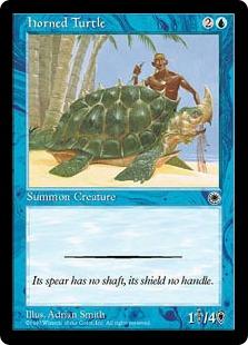 Horned Turtle PO