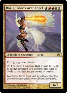 Razia, Boros Archangel RAV
