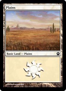 Plains (Theros, 230)