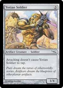 Yotian Soldier MRD