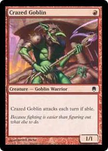 Crazed Goblin DST