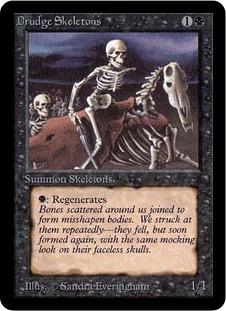 Drudge Skeletons 1E