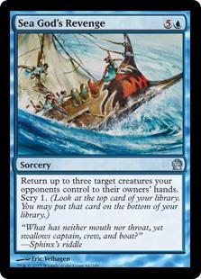 Sea God's Revenge THS