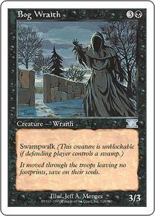 Bog Wraith 6E
