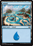 Island KLD 254