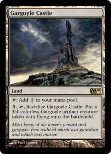 Gargoyle Castle M10