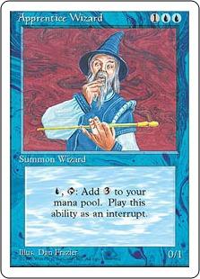 Apprentice Wizard 4E