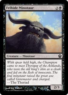 Felhide Minotaur THS