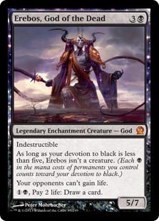 Erebos, God of the Dead THS