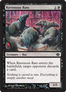Ravenous Rats DDD