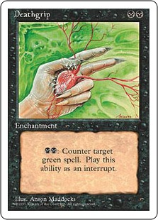 Deathgrip 4E