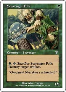 Scavenger Folk 7