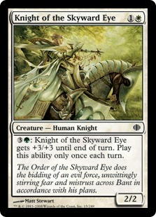Knight of the Skyward Eye ALA