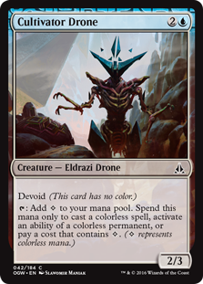 Cultivator Drone OGW
