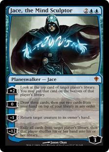 Jace, the Mind Sculptor WWK