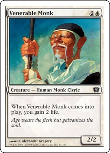 Venerable Monk 9ED