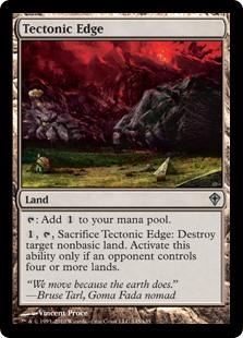 Tectonic Edge WWK