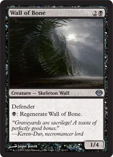Wall of Bone DDD