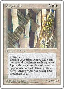Angry Mob 4E