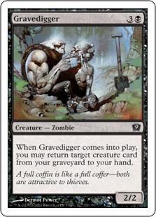 Gravedigger 9ED