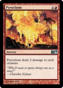 Pyroclasm M10