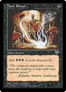 Dark Ritual MI