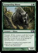 Stampeding Rhino M10