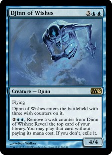 Djinn of Wishes M10