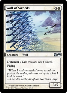 Wall of Swords M14