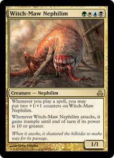 Witch-Maw Nephilim GPT