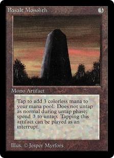 Basalt Monolith 2E