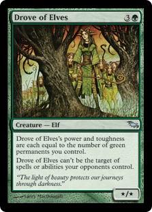 Drove of Elves SHM