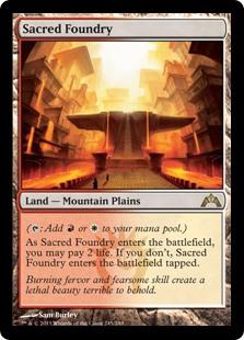 Sacred Foundry GTC