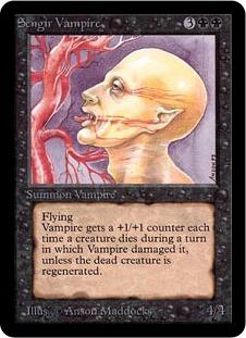 Sengir Vampire 1E