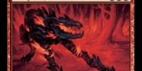 Fiery Hellhound