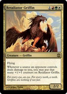 Retaliator Griffin ARB