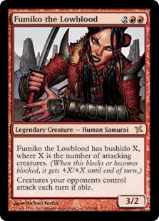 Fumiko the Lowblood BOK