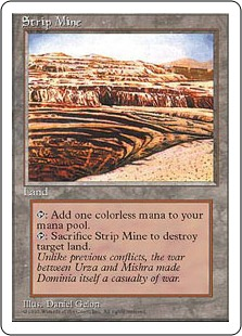 Strip Mine 4ED
