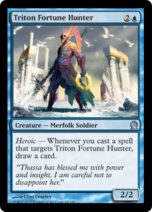 Triton Fortune Hunter THS