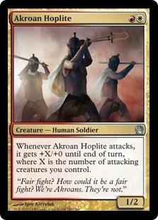 Akroan Hoplite THS