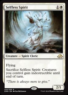 Selfless Spirit EMN